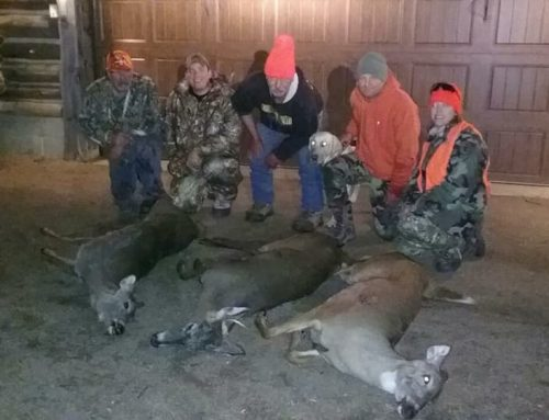 Gun deer season 2nd weekend success!