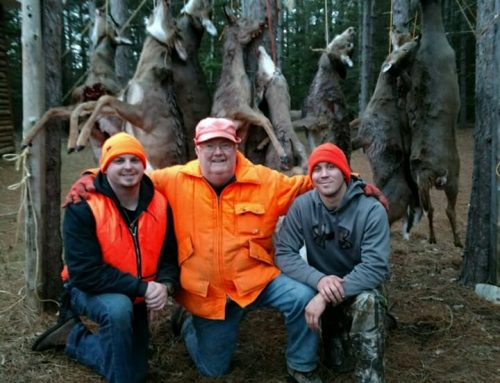 Washington Island deer hunt!