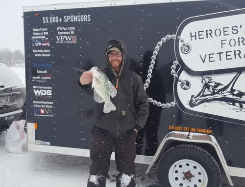 2nd Annual HHV Ice Fishing Day