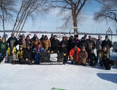 3rd annual HHV ice fishing day!