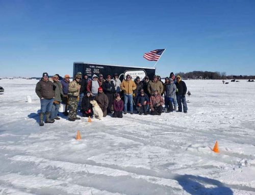 HHV 4th Annual Ice Fishing Day